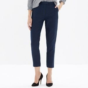 Madewell et Sezane Crop Trousers size 8 NWT